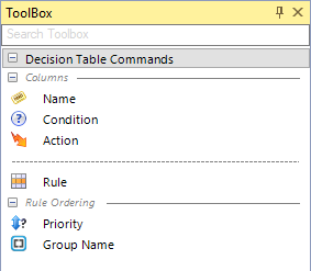 decision-table-toolbox