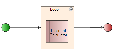 Sample main flow with XML